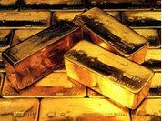 Путин осмотрел золотовалютные запасы РФ