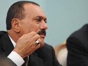 """И """"вечного"""" президента Йемена """"ушли"""""""