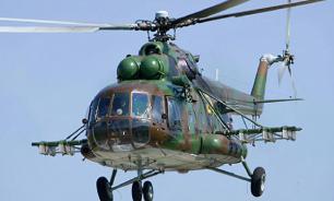 На Таймыре аварийно приземлился вертолёт с детьми