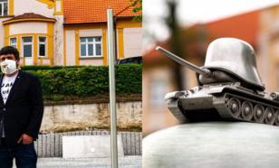 Памятник власовцам установлен в Праге