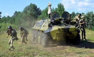 Украина собирает войска для штурма и зачистки Донбасса