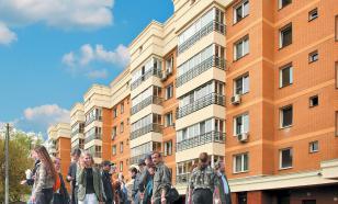 Полураспад полудоступного жилья