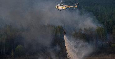 Эксперт: Украине грозят радиационные дожди