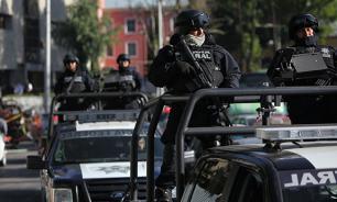 Мексиканская полиция нашла ранчо  мафии, где растворяли людей в кислоте
