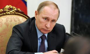 """Кремль и Совфед прокомментировали обвинения Белого дома о """"коррумпированности Путина"""""""
