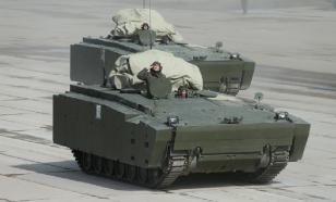 """БМП """"Курганец-25"""" и """"Бумеранг"""" готовят к госиспытаниям в 2022 году"""