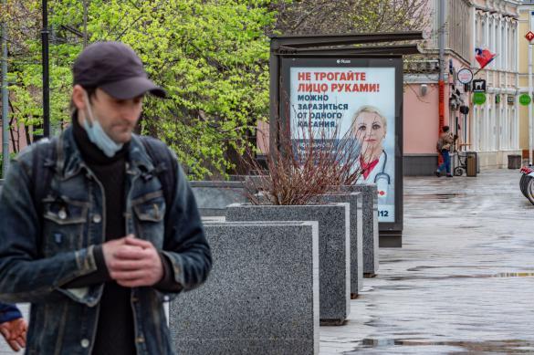Депздрав Москвы разъяснил, почему маска и перчатки обязательны