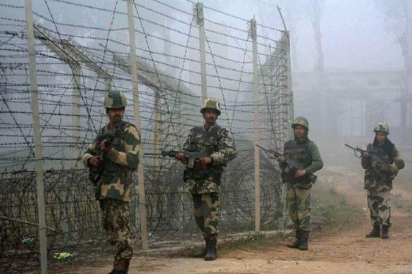 Индийские солдаты погибли в столкновении с китайскими войсками