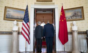 """С наскока не получилось: США хотят сделать Китай """"токсичной"""" страной"""
