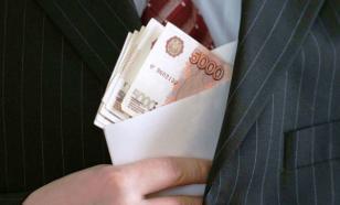 СКР: борец с коррупцией в таможенной службе РФ попался на взятке в Москве