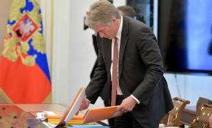 Песков раскрыл подробности о вспышке COVID-19 в окружении Путина