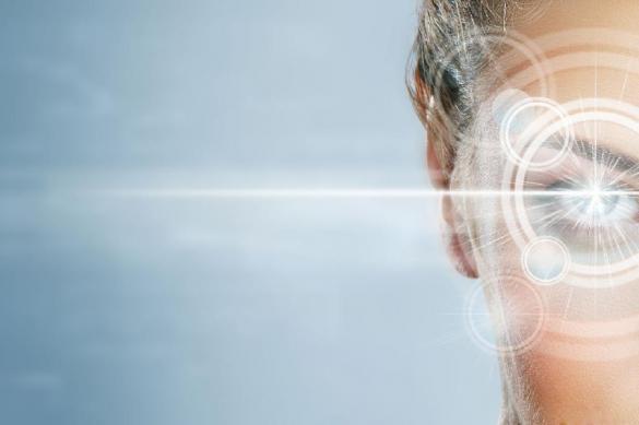Как и что видит наш глаз?