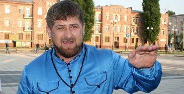 Боец СОБРа сломал ребро Рамзану Кадырову