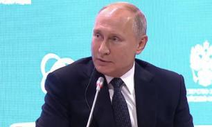 Путин в очередной раз направит послание к парламенту в январе