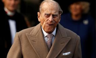 Раскрыта причина смерти супруга королевы Елизаветы II
