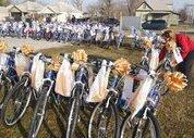 Москвичей развлекут велосипедом и танцами