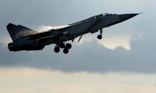 ВКС России трижды за неделю перехватывали иностранные самолеты-разведчики
