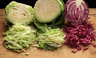 Такие полезные вредные продукты: капуста
