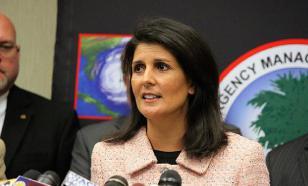 СМИ: постпред США при ООН Никки Хейли уходит в отставку