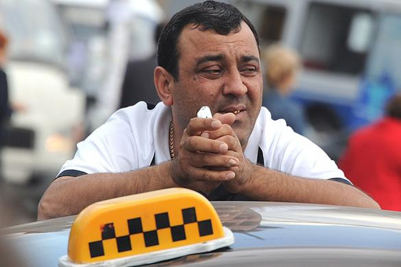 В России начинается тотальная проверка таксистов