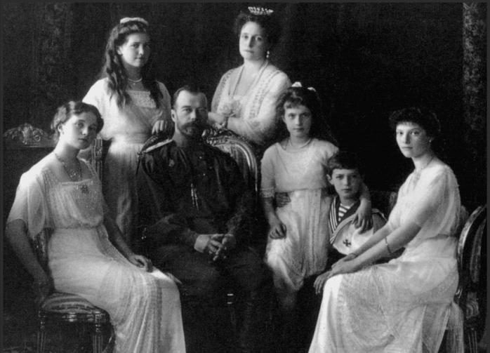 В Англии нашли письмо родственника Николая II об убийстве царской семьи