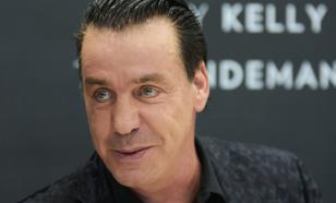 Лидер Rammstein Тилль Линдеманн отказался от выступления в Твери