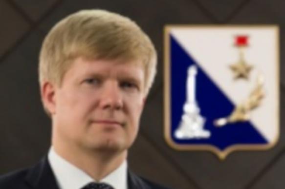 Замгубернатора Севастополя Пономарев отправлен в отставку
