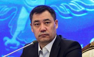США признали Жапарова избранным президентом Киргизии