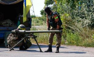 ВСУ вновь нарушили режим перемирия