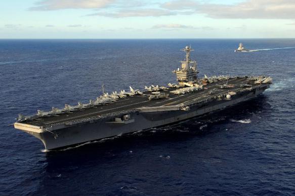 США временно лишились атомных авианосцев в Атлантике