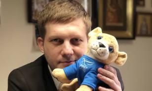 Борис Корчевников не смог скрыть своих чувств