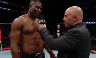 История самого сильного ударника: как Нганну стал бойцом UFC
