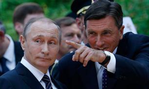 Путин перенес передовую на Балканы
