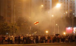 Один человек скончался в ходе беспорядков в Минске