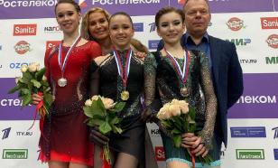 Тутберидзе осталась довольна финалом Кубка России
