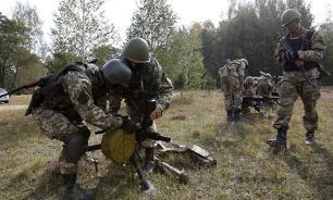 Если украинских военных не занять новой войной, они начнут чудить - точка зрения