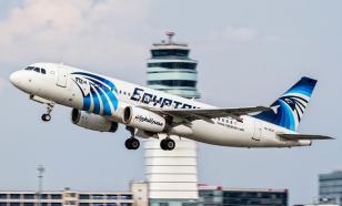 Перед падением в самолете EgyptAir сработали датчики дыма