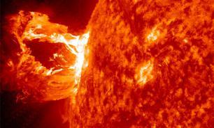 Российские ученые проследили за разогревом короны солнца