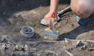 Археологи нашли вещи времен викингов
