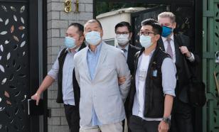 Арестован гонконгский медиамагнат Джимми Лай
