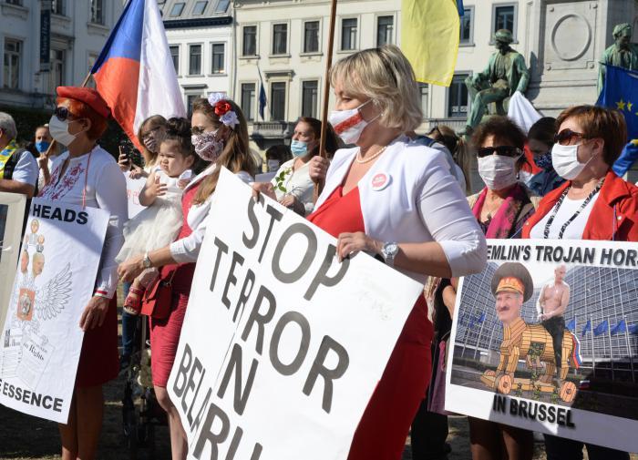 Госдеп США: Да, мы поддерживаем протестующих белорусов
