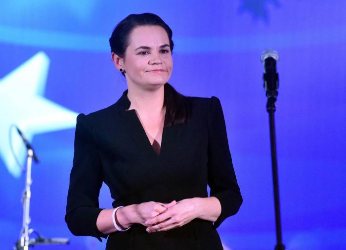 """Тихановская: """"Белорусская оппозиция не настроена на диалог с Лукашенко"""""""