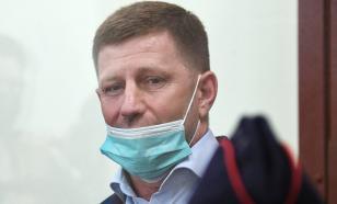 Экс-губернатор Фургал заразился в СИЗО коронавирусом