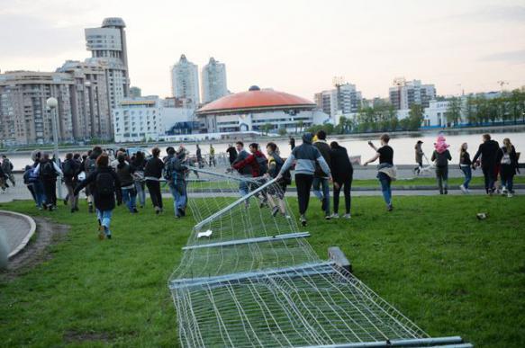 Депутат Госдумы: протесты в Екатеринбурге были проплачены
