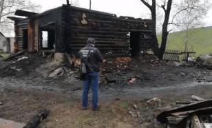 Четверо погибли при пожаре в Кузбассе, двое из них - дети