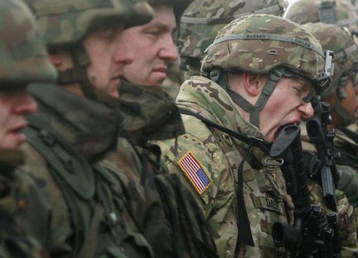 """Украина разместит базы НАТО """"под носом Путина"""""""