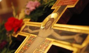 Крест — напоминание о Пасхе
