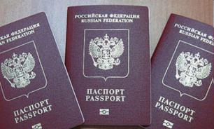 ФМС: Москвичи все реже оформляют загранпаспорта