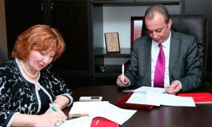Pravda.Ru подписала соглашение с крупнейшим информагентством Азербайджана