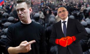 """Команды Навального и Ходорковского """"послали"""" друг друга"""